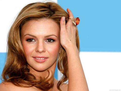 Amber Tamblyn Hollywood Actress Wallpaper