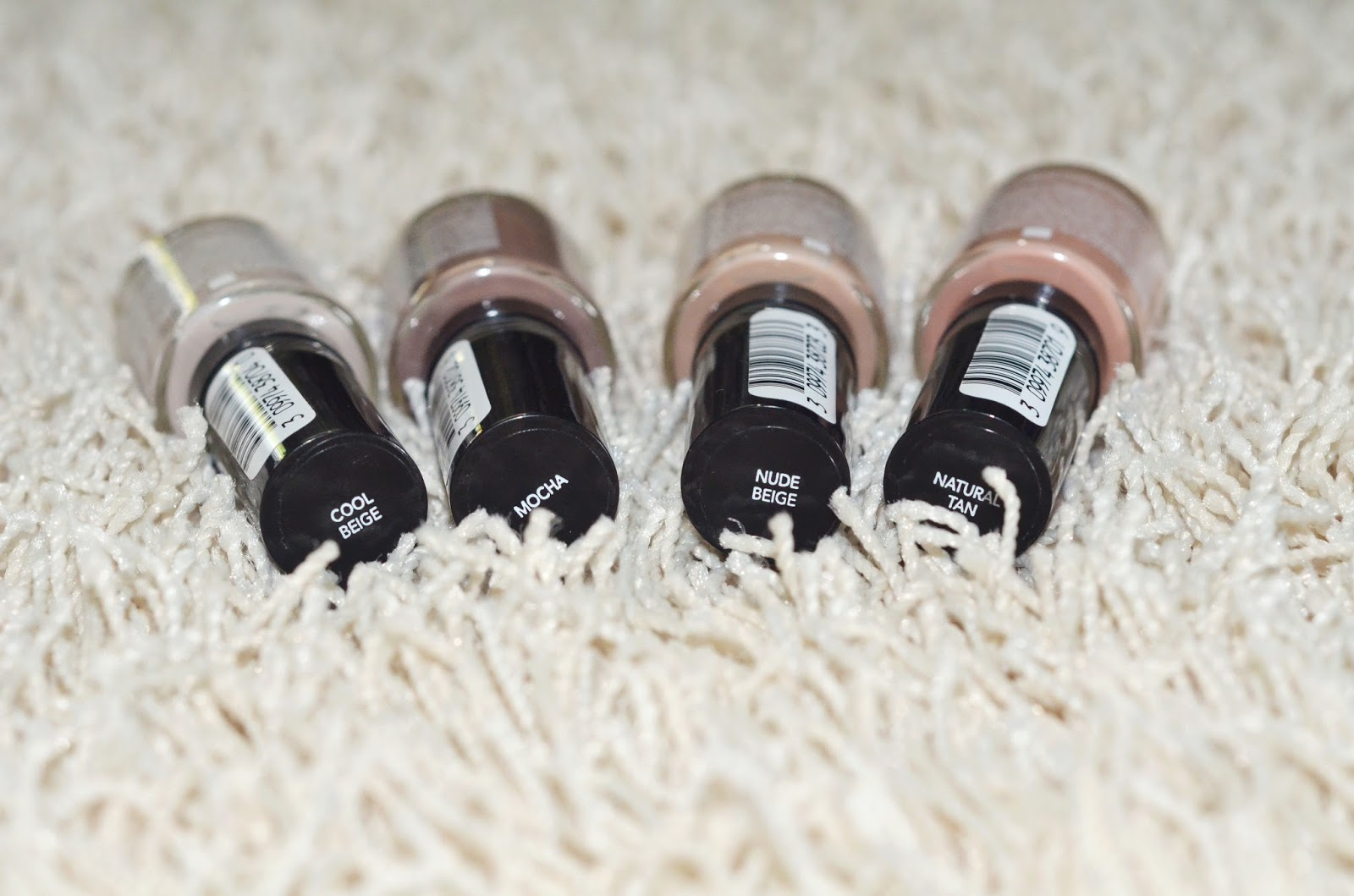 Revlon Colorstay Longwear Nail Enamel Review