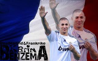 Karim Benzema Wallpaper 2011 1