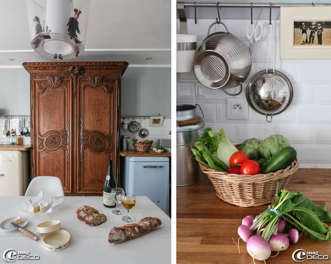 La maison matelot e magdeco magazine de d coration for Decoration maison normande