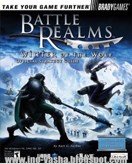 Free Download Game BATTLE REALMS : WINTER OF THE WOLF