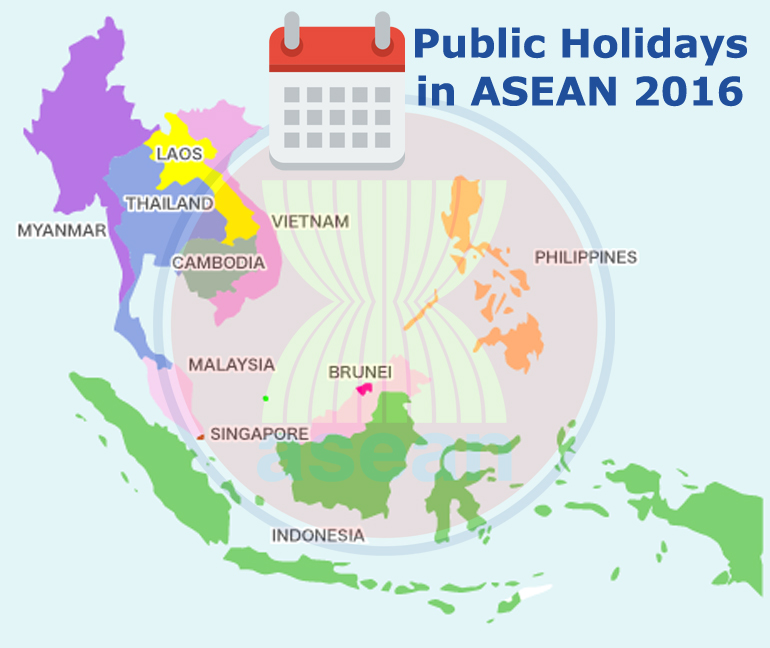 Vietnam School Year Calendar : Public holidays in asean chamnanmuon