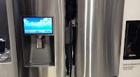 Refrigator Samsung Android