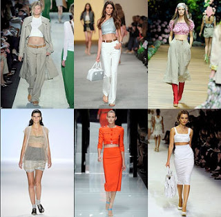 Tips Stylish dengan Crop Top
