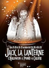 Pointe-à-Callière / Jack la lanterne
