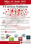 I Carrera Solidaria de Cruz Roja en Mijas