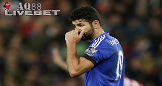 Liputan Bola - Tumpulnya Diego Costa menjadi salah satu alasan performa jeblok Chelsea di sepertiga awal musim ini.