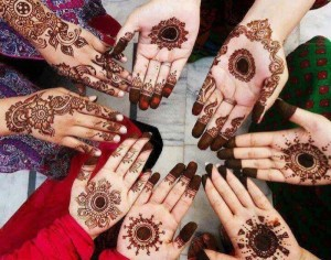 Mehndi Designs Roll : Latest mehndi designs for young girls apna food tv