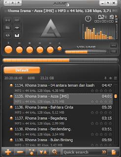 Download Aimp3 Versi 3.55 Bulid 1324