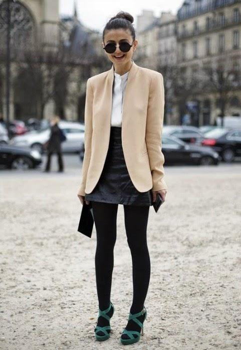 Como usar meia-calça no inverno