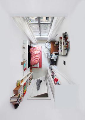 habitacion desde arriba