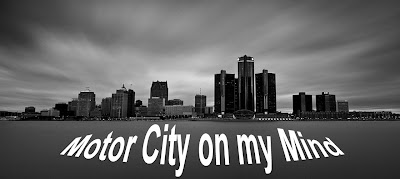 Motor City on my Mind