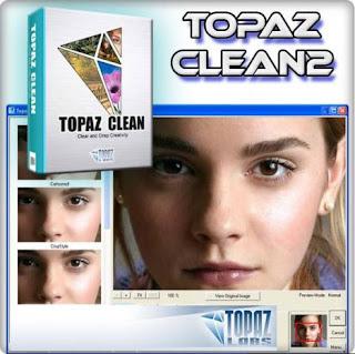 Topaz Clean v3.0.2 - Plug-ins untuk manipulasi tekstur dan detil gambar