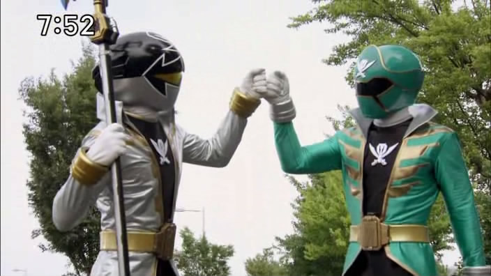 Orends: Range: Kaizoku Sentai Gokaiger 19 – You Jelly, Don-