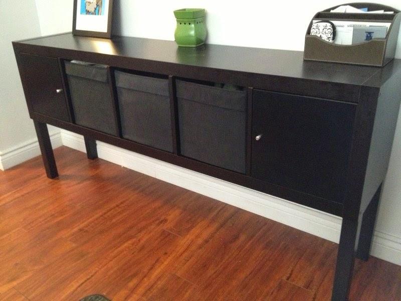 expedit lack sideboard ikea hackers ikea hackers. Black Bedroom Furniture Sets. Home Design Ideas