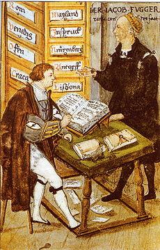 Historia de la contabilidad for Origen de la oficina
