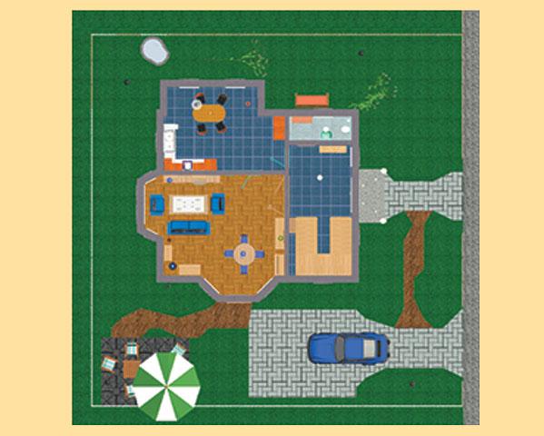 3d scanner image 3d dream house designer for Housedesigner com