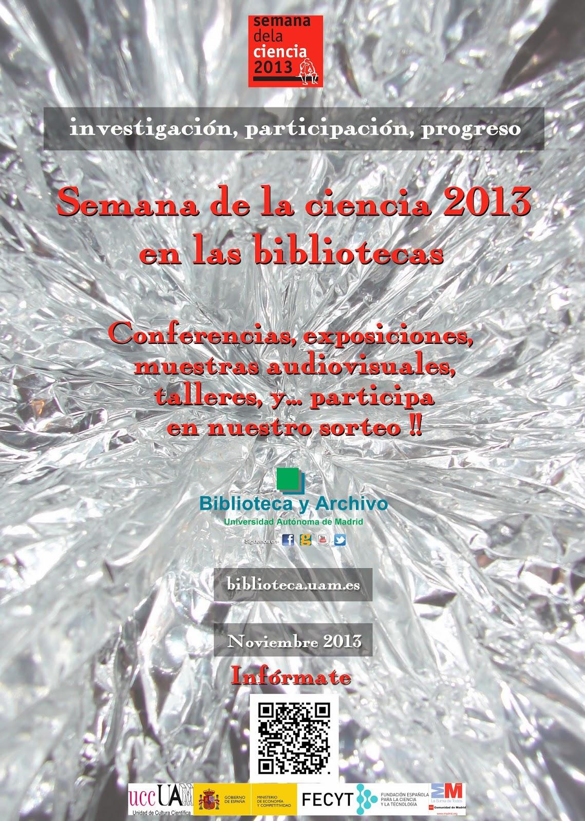 CanalBiblos: blog de la Biblioteca y Archivo de la UAM: octubre 2013