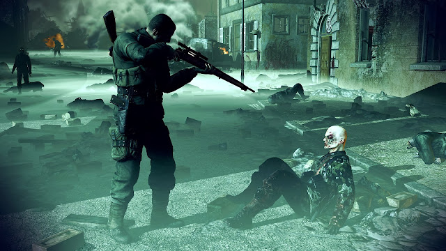 Free Download Sniper Elite Nazi Zombie Army 2 PC Game Full Version