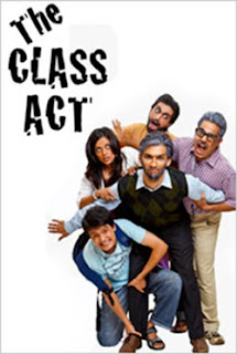 The Class Act (Laugh Riot) at Chowdiah Hall on May 11