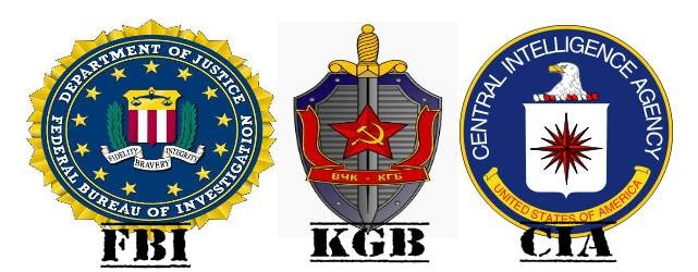 quelle est la difference entre la cia le fbi et le kgb g n ral kulture. Black Bedroom Furniture Sets. Home Design Ideas