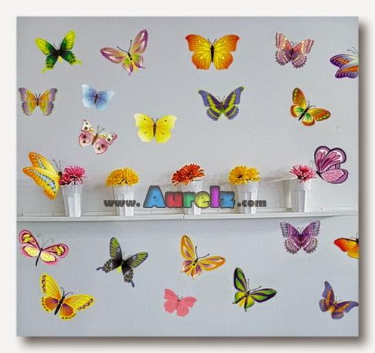 cute butterflies jm8205