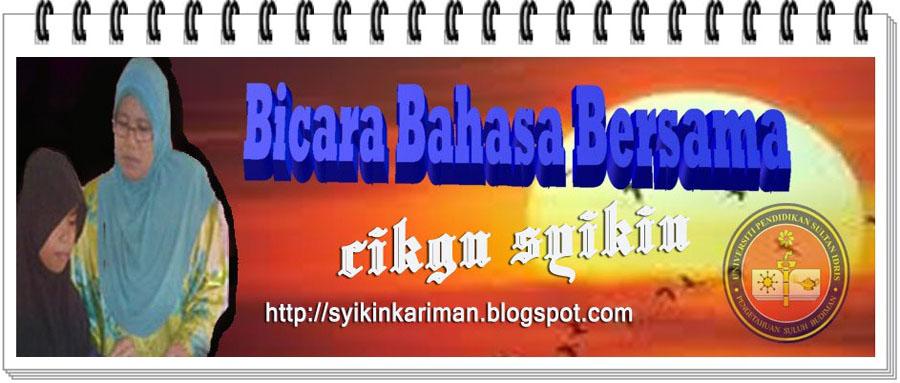 Bicara Bahasa Melayu