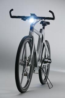 دراجة هوائية ذكية