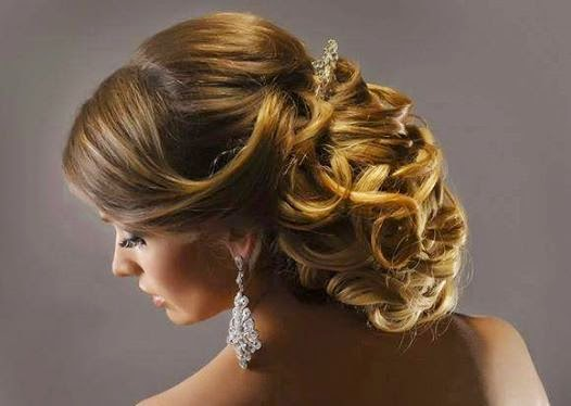 hairstyle for a special or formal occasion Here you will find the latest formal hairstyle