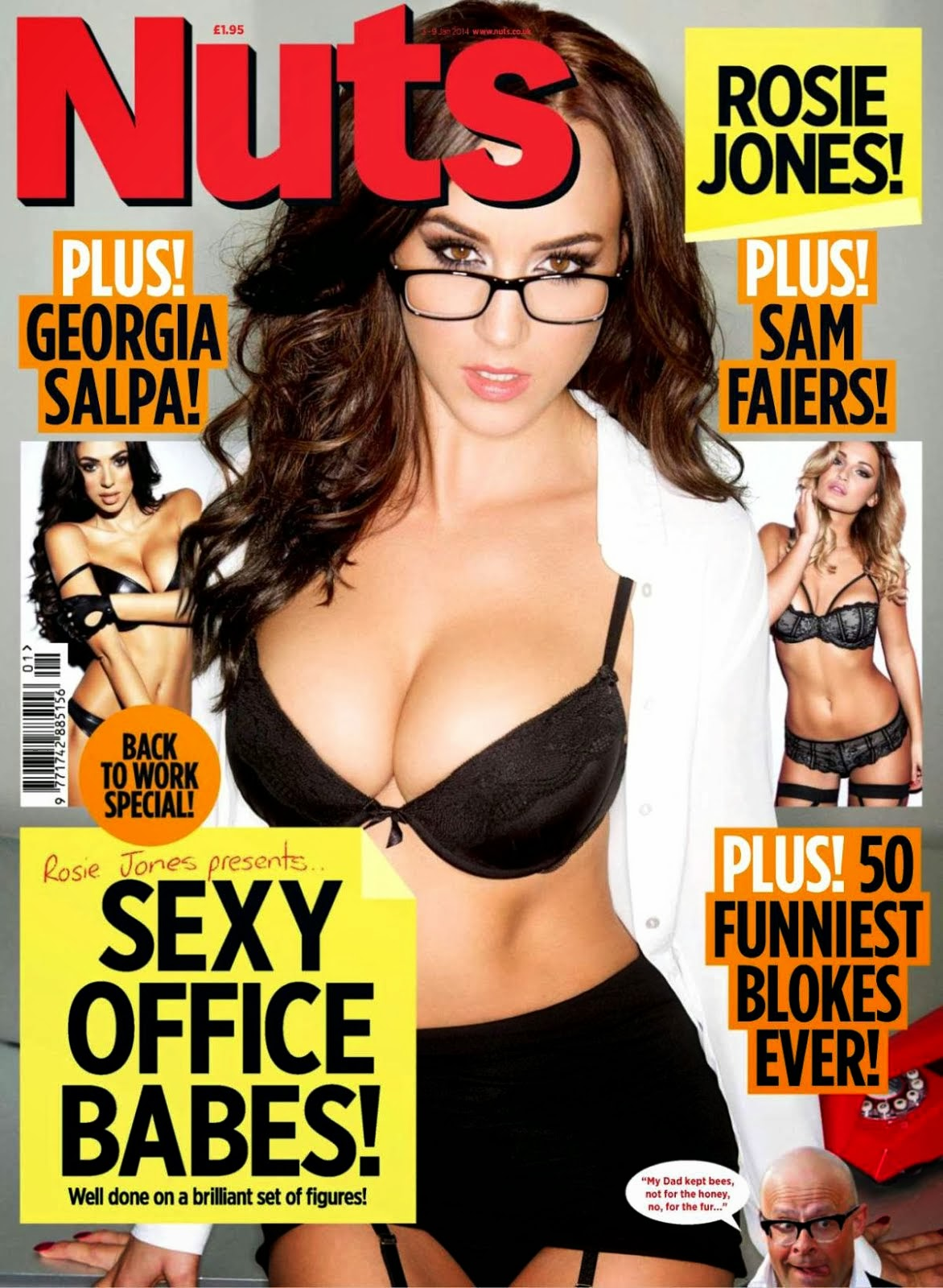 Rosie Jones - Nuts 2014