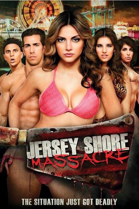 مشاهدة فيلم الرعب والكوميديا Jersey Shore Massacre 2014 مترجم اون لاين وتحميل مباشر