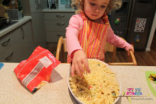 P is for Pasta Bake