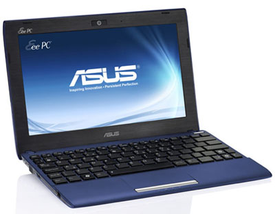 ASUS Eee PC 1025 Flare Netbook