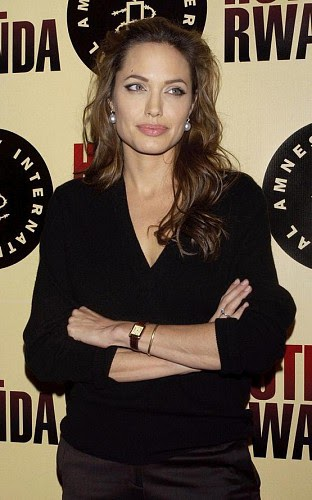 Angelina jolie sexual orientation