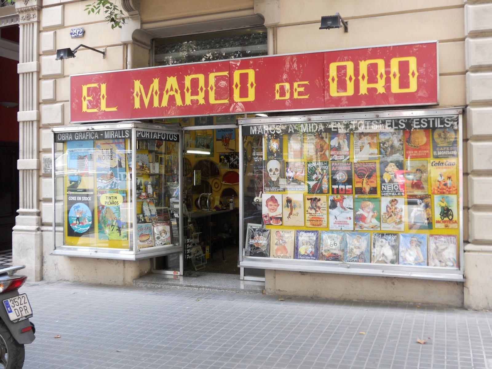 Lujo Antigua Tienda De Marco Principal Imagen - Ideas Personalizadas ...