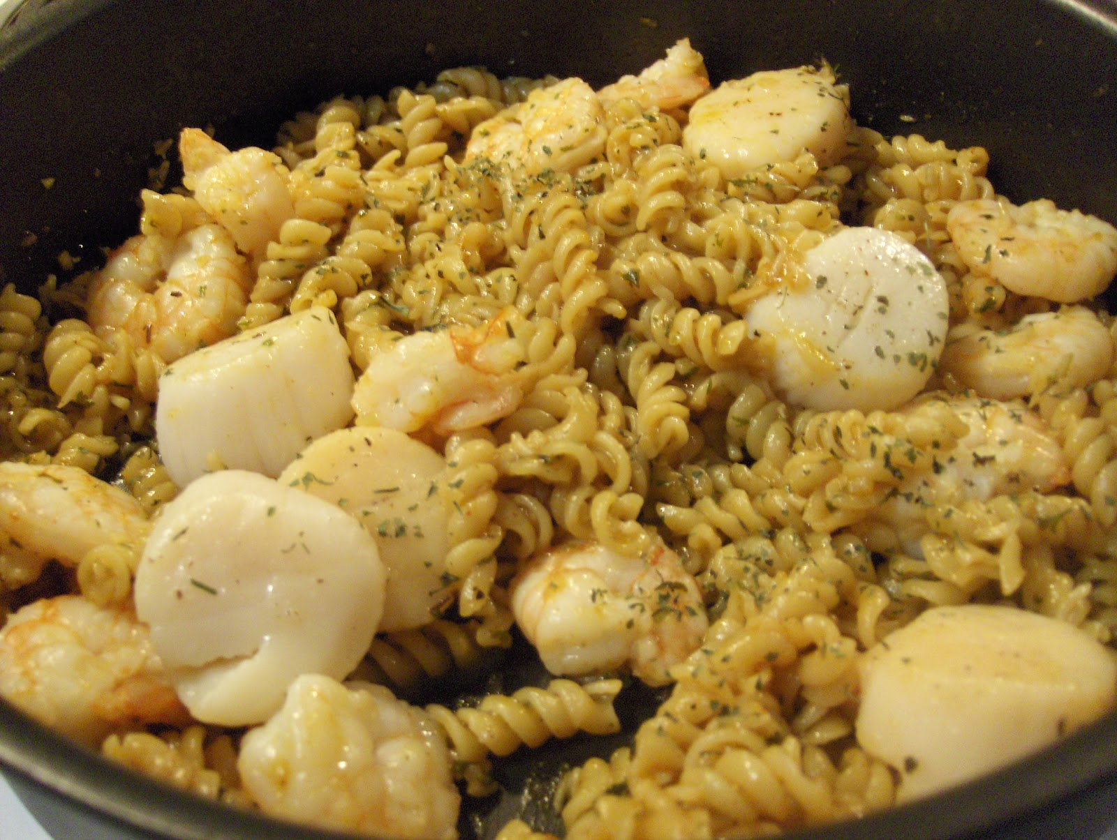 ... shrimp scampi basic shrimp scampi shrimp scampi over whole wheat
