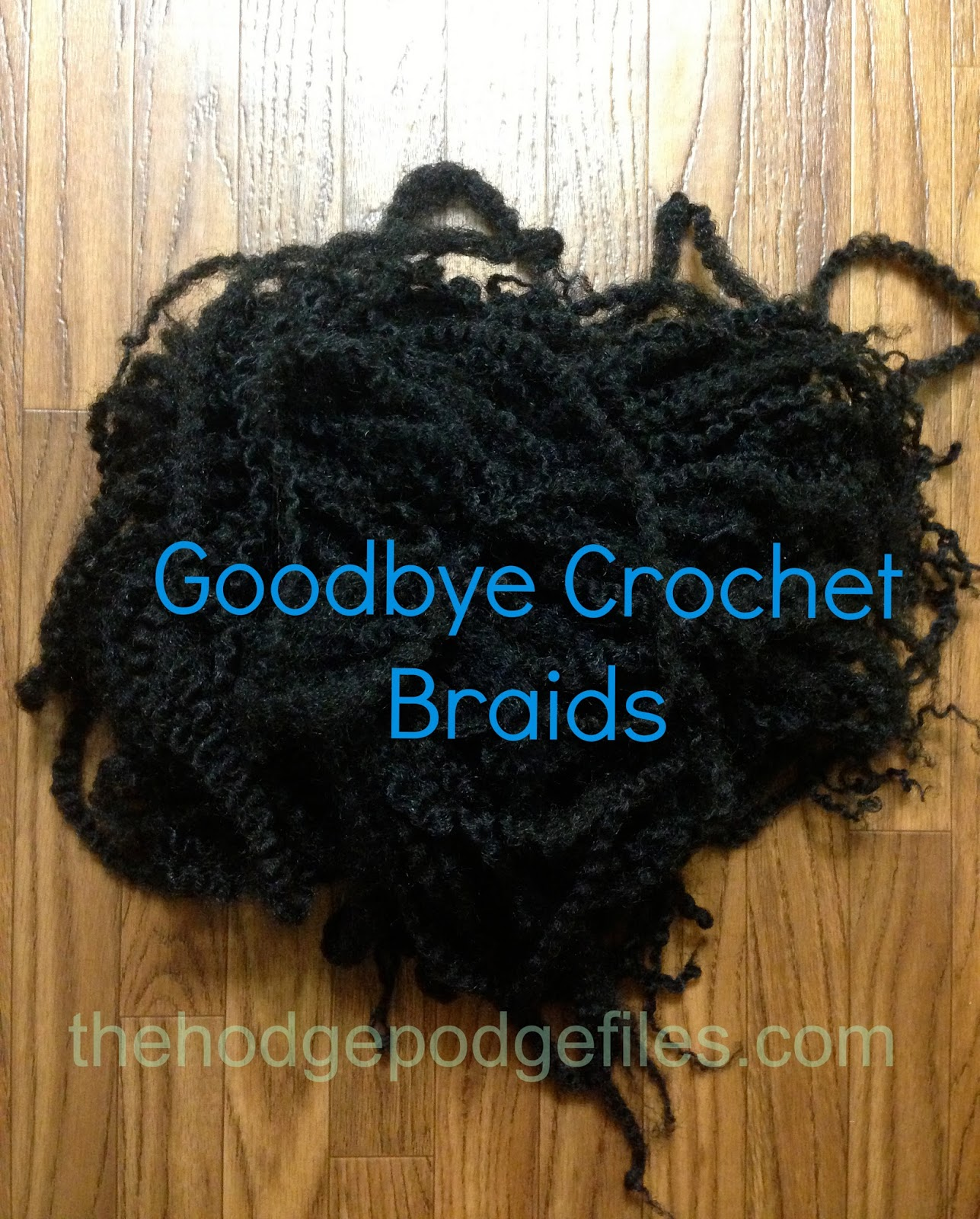 Crochet Hair You Can Wash : Goodbye Crochet Braids with Marley Hair - VeePeeJay