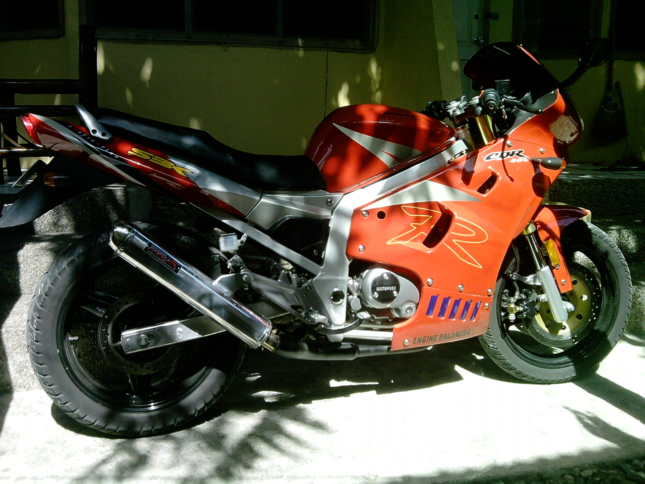 buying a motorcycle - photo #26