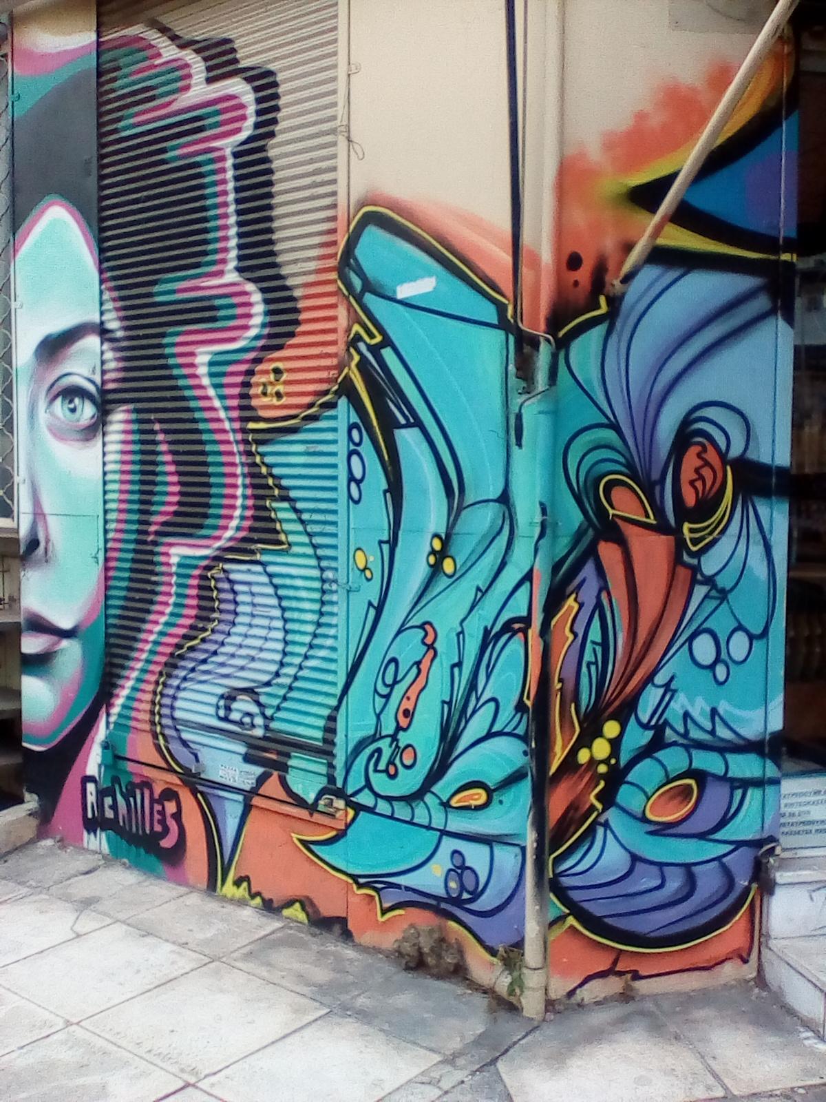 Psiris grafity