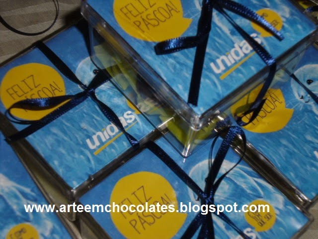 Meus Chocolates na UNIDAS Rent a Car