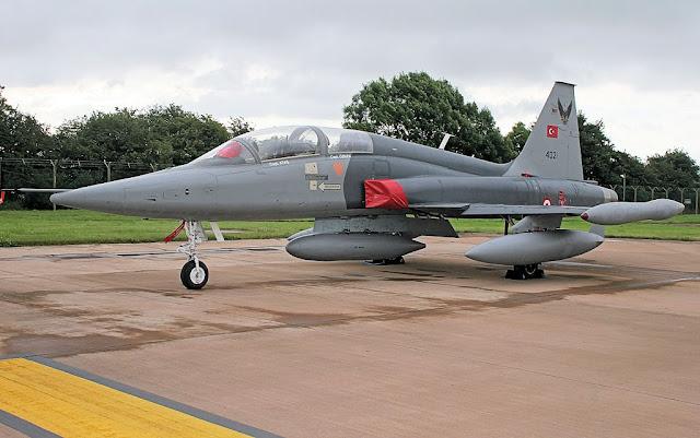 Turkish F-5 Tiger