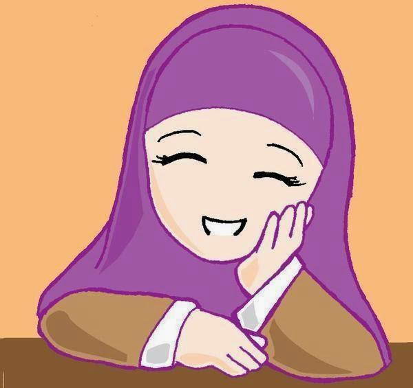 kartun islami2 Aurat   Kena Tunggu Datang Seru?