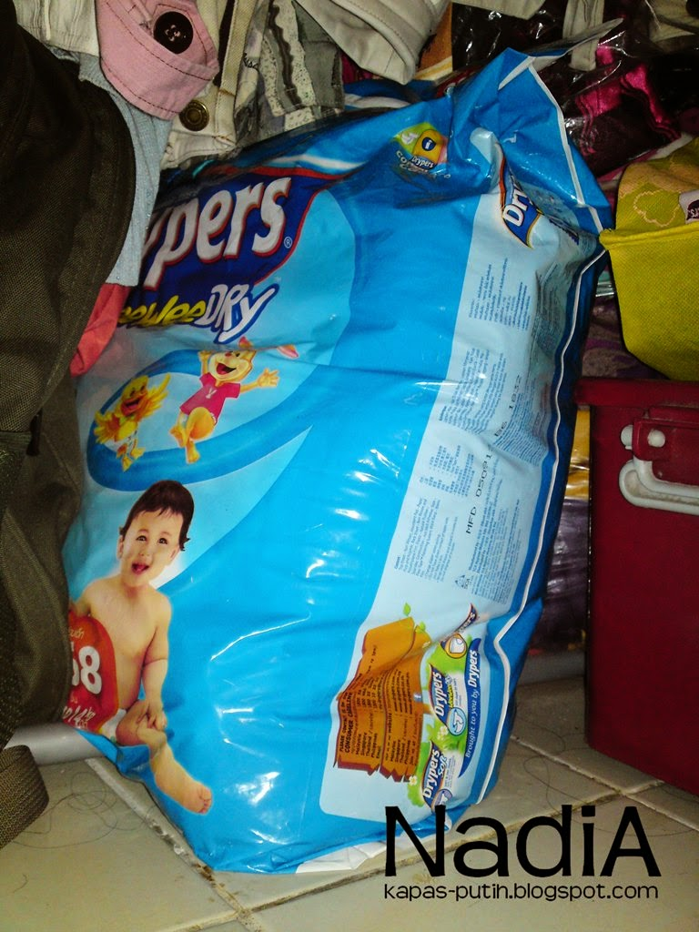 Pampers anak