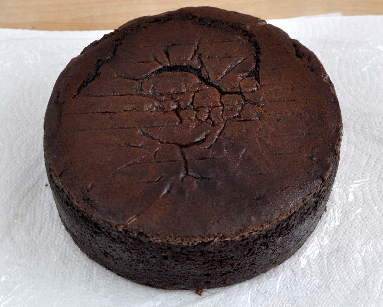 Beki Cook s Cake Blog: Half-Birthday Half-Cake