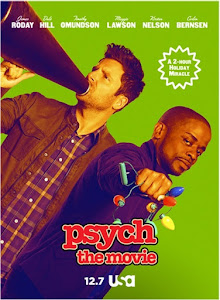 Psych: The Movie Poster