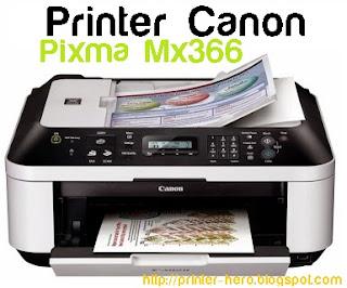 Spesifikasi Dan Harga Printer Canon MX366