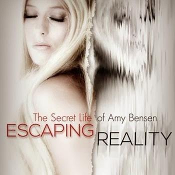 The secret life of Amy Bensen, book 1 : Escaping reality de Lisa Renee Jones
