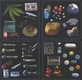 Bahaya dan Jenis Narkoba