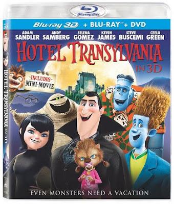 Hotel Transylvania 3D TV