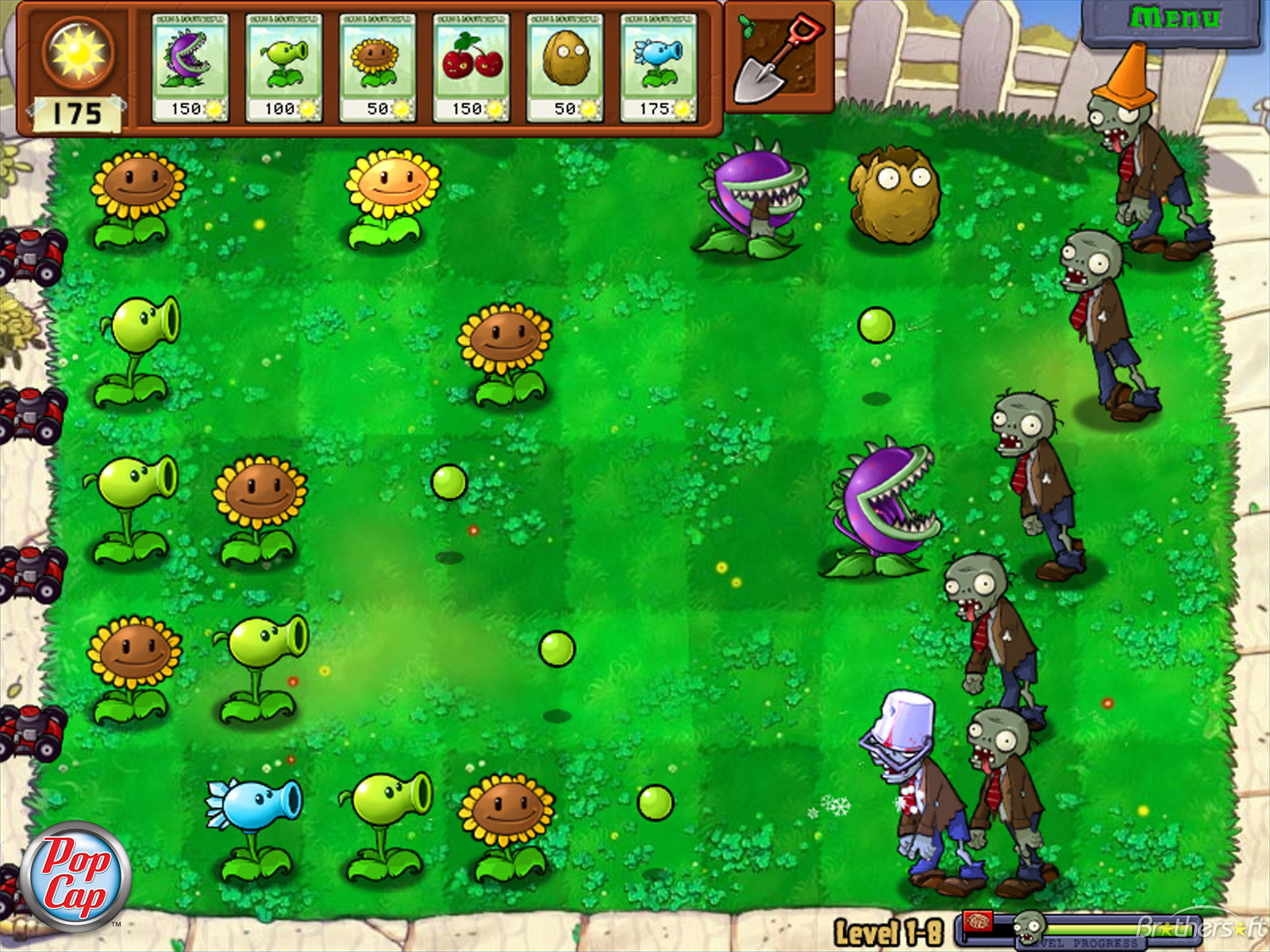 mi subida]plantas vs zombies [esp][mf]